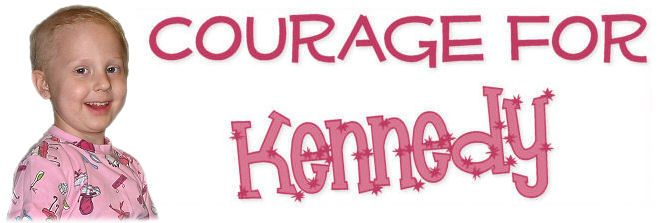 Courage for Kennedy